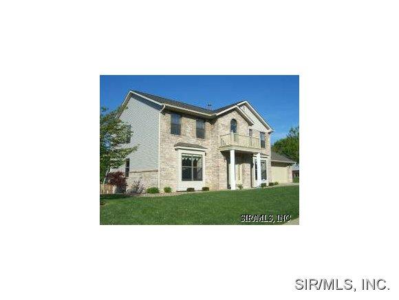 Rental Homes for Rent, ListingId:32307770, location: 1221 SHADOW RIDGE Crossing O Fallon 62269