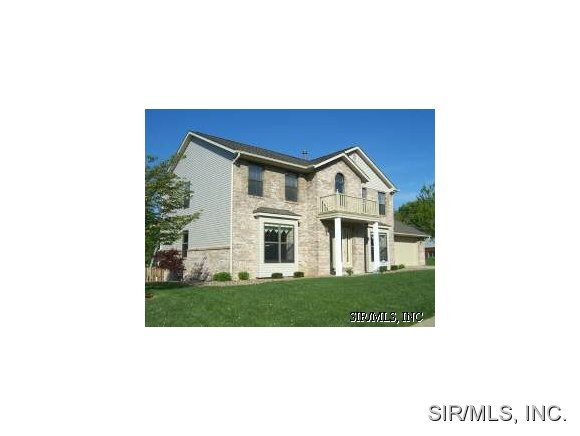Rental Homes for Rent, ListingId:32307770, location: 1221 SHADOW RIDGE Crossing O Fallon 62269