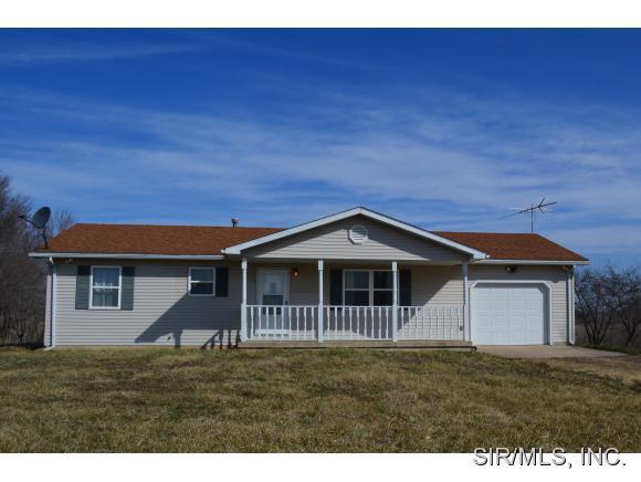 Real Estate for Sale, ListingId: 32373988, Carrollton,IL62016