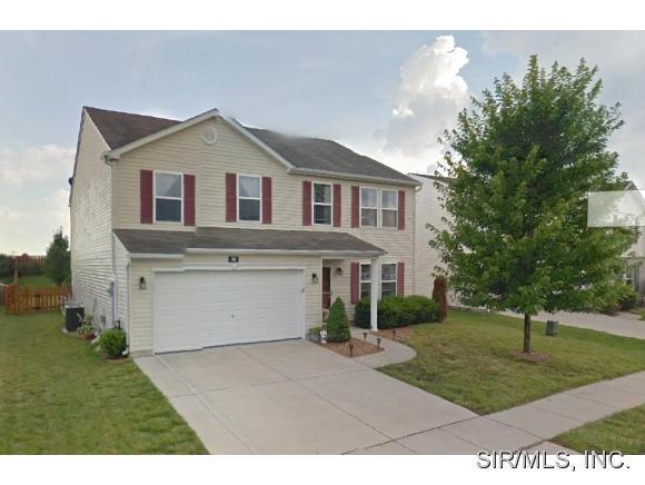 Rental Homes for Rent, ListingId:32403677, location: 240 FALLING LEAF Way Mascoutah 62258
