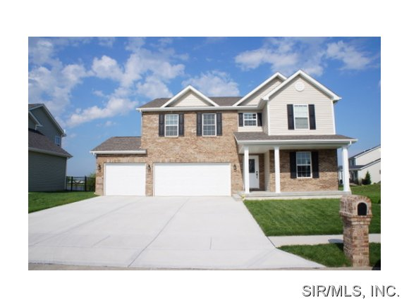 Rental Homes for Rent, ListingId:32506361, location: 1123 PIPER Lane Mascoutah 62258