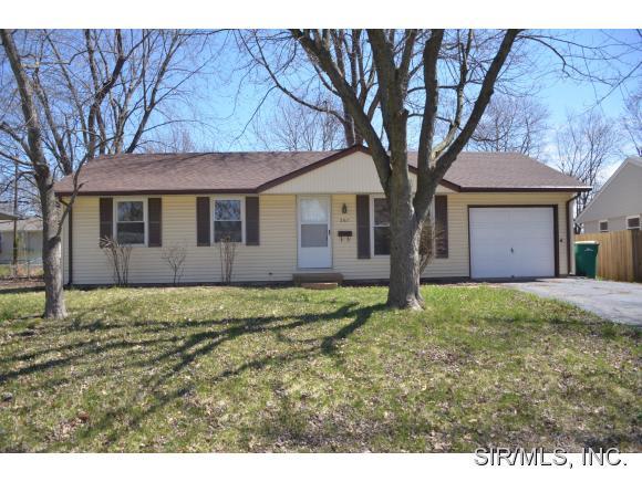 Rental Homes for Rent, ListingId:32555331, location: 207 PERSIMMON Drive O Fallon 62269