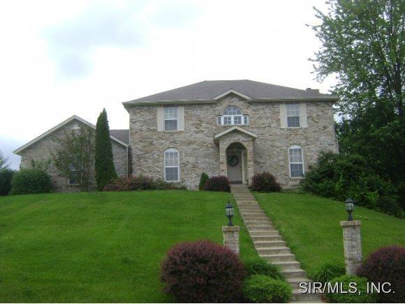 Rental Homes for Rent, ListingId:32555380, location: 1005 THORNBURY Place O Fallon 62269