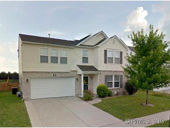 Rental Homes for Rent, ListingId:32591857, location: 244 FALLING LEAF Way Mascoutah 62258