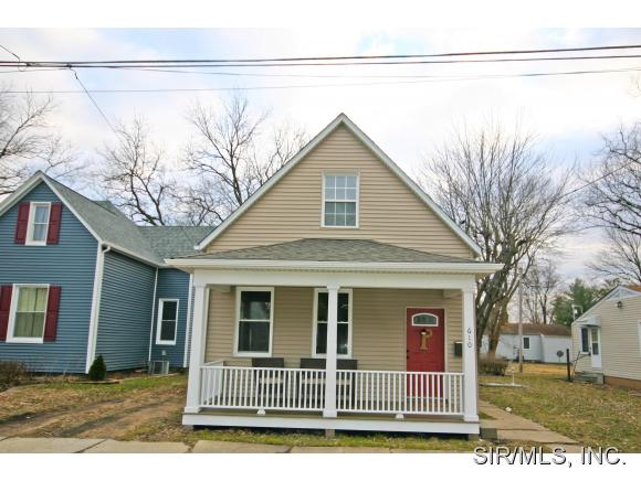 Rental Homes for Rent, ListingId:32669586, location: 610 East MAIN Street Mascoutah 62258