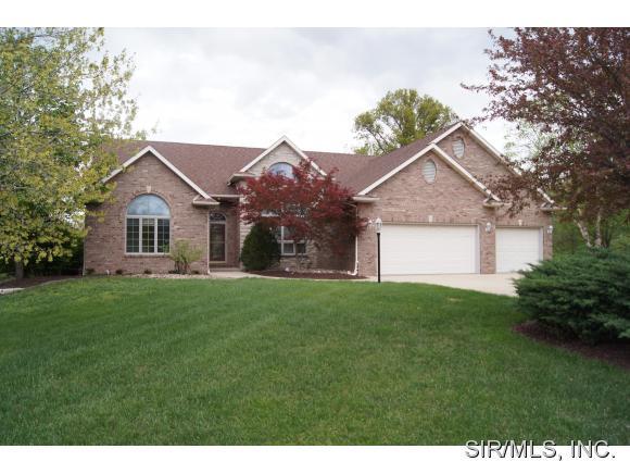 Real Estate for Sale, ListingId: 32804546, Collinsville,IL62234