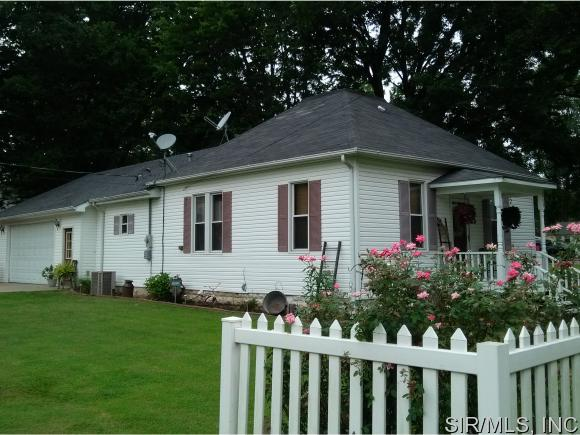 Real Estate for Sale, ListingId: 32855863, Coulterville,IL62237