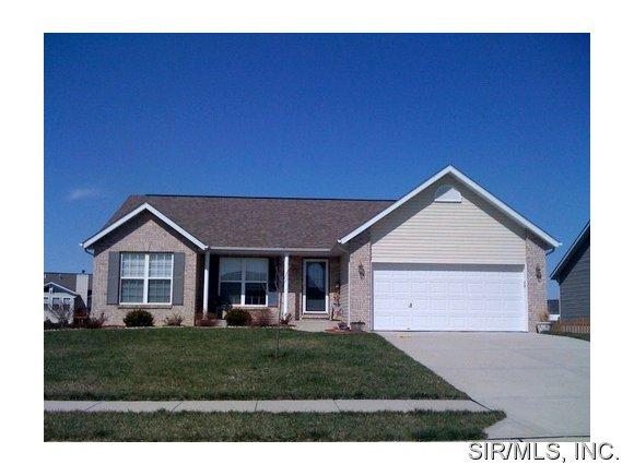 Rental Homes for Rent, ListingId:32928566, location: 115 SHADOWBROOKE Troy 62294