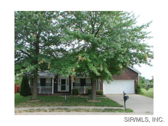 Rental Homes for Rent, ListingId:33072661, location: 306 THORNE CREEK Court O Fallon 62269