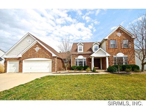 Rental Homes for Rent, ListingId:33072659, location: 309 West DEER CREEK O Fallon 62269