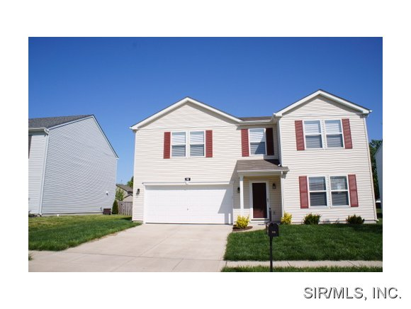 Rental Homes for Rent, ListingId:33072684, location: 116 FALLING LEAF Way Mascoutah 62258