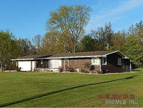 Real Estate for Sale, ListingId: 33072655, Hillsboro,IL62049