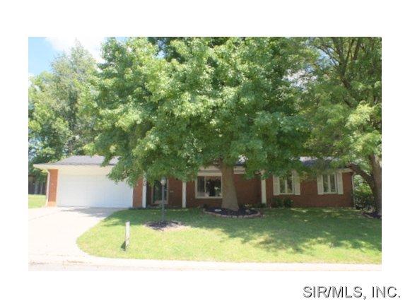Rental Homes for Rent, ListingId:33098919, location: 20 BERKSHIRE Drive Belleville 62223