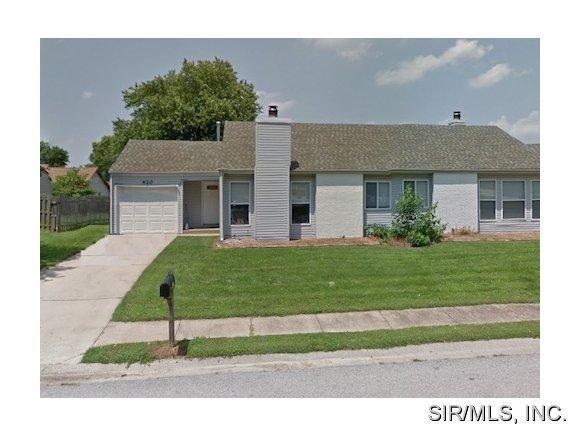 Rental Homes for Rent, ListingId:33197132, location: 420 PONDEROSA Avenue O Fallon 62269