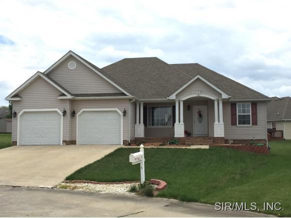 Real Estate for Sale, ListingId: 33668363, Jerseyville,IL62052
