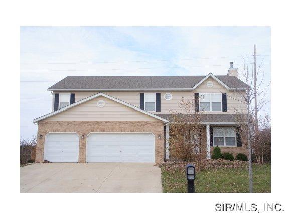 Rental Homes for Rent, ListingId:33278064, location: 825 PAIGE Lane O Fallon 62269