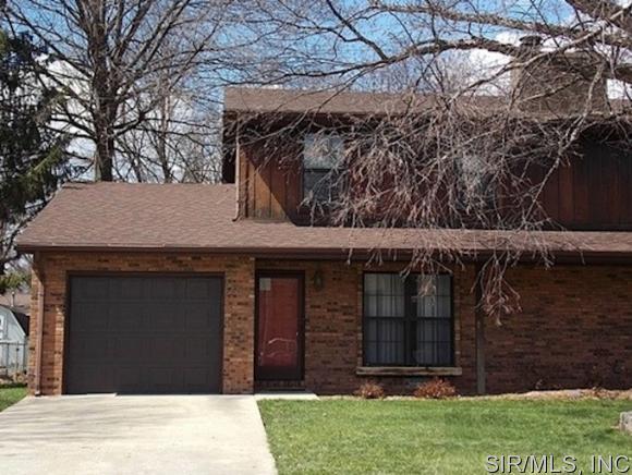 Rental Homes for Rent, ListingId:33278056, location: 2121 SCHEEL Street Belleville 62221
