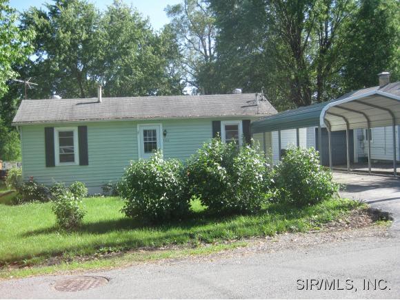 Rental Homes for Rent, ListingId:33298723, location: 1422 3RD Cottage Hills 62018