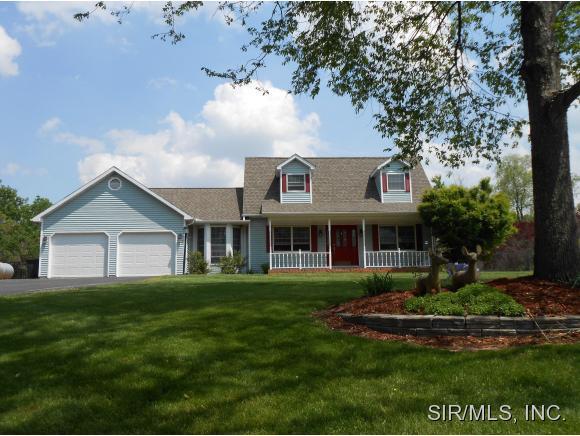 Real Estate for Sale, ListingId: 33298742, Bethalto,IL62010