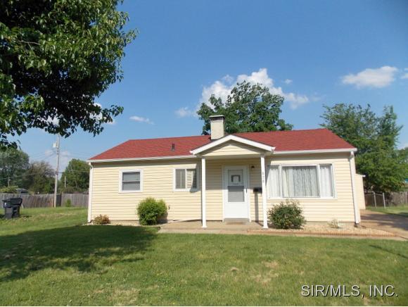 Rental Homes for Rent, ListingId:33377834, location: 808 39 Street Belleville 62226