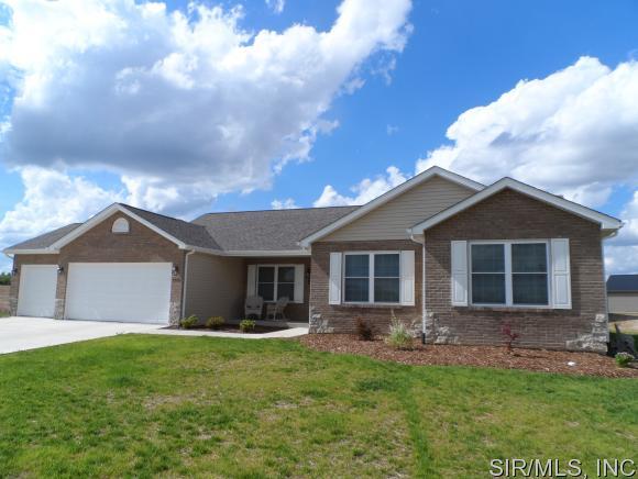 Real Estate for Sale, ListingId: 33444784, Smithton,IL62285