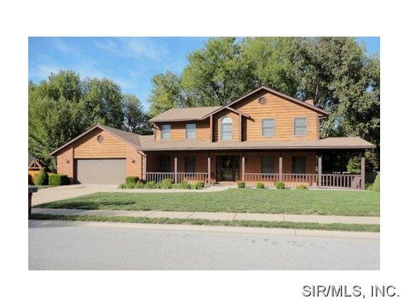 Rental Homes for Rent, ListingId:33456863, location: 626 QUAIL RUN O Fallon 62269