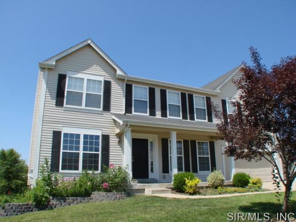 Rental Homes for Rent, ListingId:33456773, location: 3439 CATON RUN Crossing Shiloh 62221