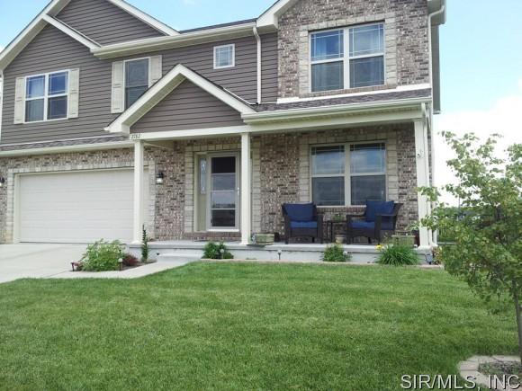 Rental Homes for Rent, ListingId:33456784, location: 2782 LONDON Lane Belleville 62221