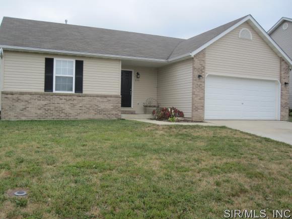 Rental Homes for Rent, ListingId:33456776, location: 939 JORDAN O Fallon 62269