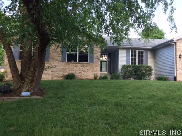 Rental Homes for Rent, ListingId:33521275, location: 214 LOCUST Drive Shiloh 62269