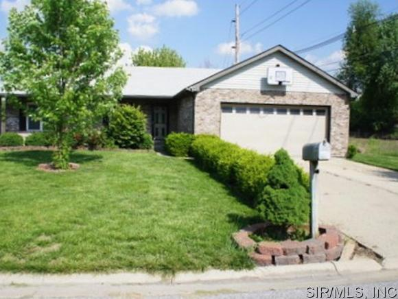 Rental Homes for Rent, ListingId:33611276, location: 504 CHULA VISTA Drive Belleville 62221