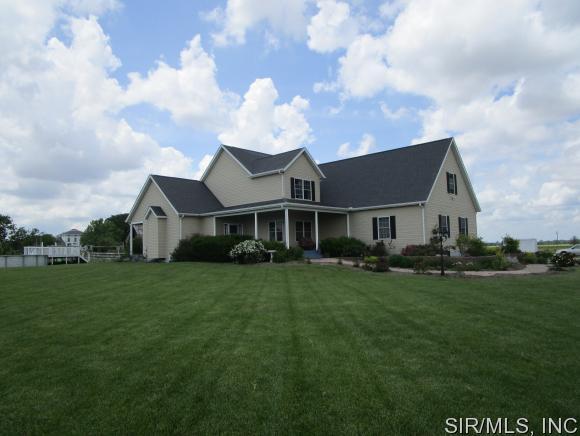 Real Estate for Sale, ListingId: 33631746, Worden,IL62097