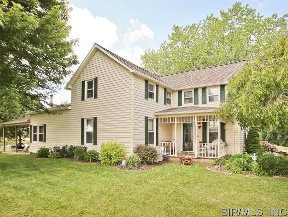 Real Estate for Sale, ListingId: 33676449, Worden,IL62097