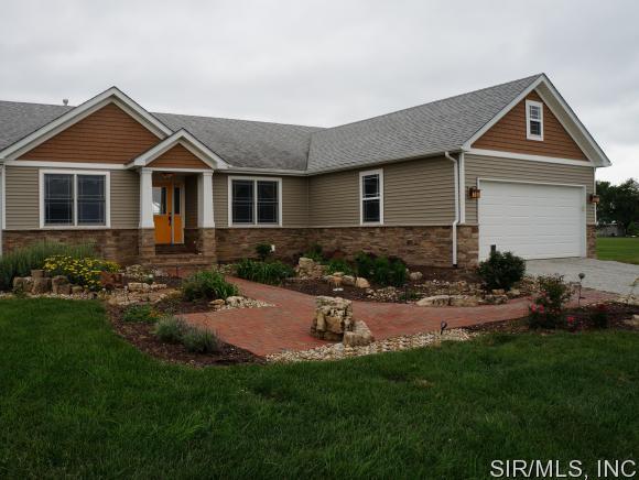Real Estate for Sale, ListingId: 33699173, Worden,IL62097