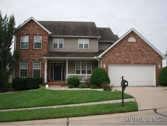 Rental Homes for Rent, ListingId:33736655, location: 5 SOMERSET Place Collinsville 62234