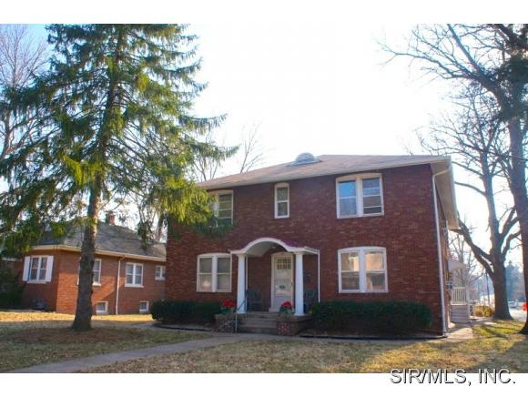 Rental Homes for Rent, ListingId:33816329, location: 601 MISSOURI Avenue Belleville 62220