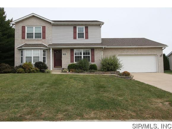 Rental Homes for Rent, ListingId:33856713, location: 205 ROSE MARIE Drive Belleville 62220