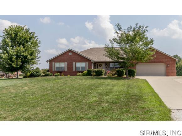 Real Estate for Sale, ListingId: 33980002, Smithton,IL62285