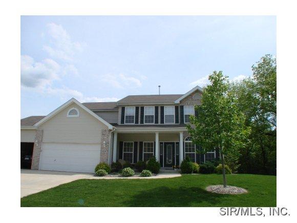 Rental Homes for Rent, ListingId:33998443, location: 2254 JACK NICKLAUS Drive Belleville 62220