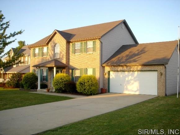 Rental Homes for Rent, ListingId:33998445, location: 106 BRAMBLEWOOD Court Belleville 62221