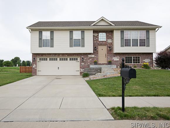 Rental Homes for Rent, ListingId:34157023, location: 113 OLYVIA Drive St Jacob 62281