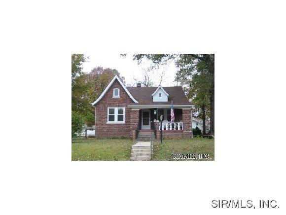 Rental Homes for Rent, ListingId:34170733, location: 533 South PENNSYLVANIA Avenue Belleville 62220