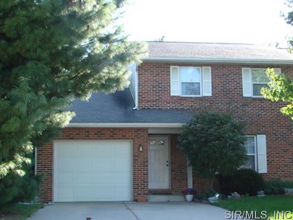 Rental Homes for Rent, ListingId:34239315, location: 130 TWIN OAKS Lane Shiloh 62221