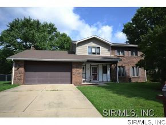 Rental Homes for Rent, ListingId:34281982, location: 15 MARILYN Circle Fairview Heights 62208