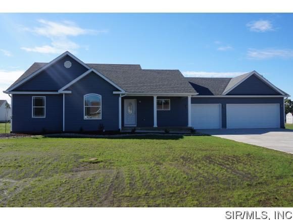 Real Estate for Sale, ListingId: 34305285, Jerseyville,IL62052