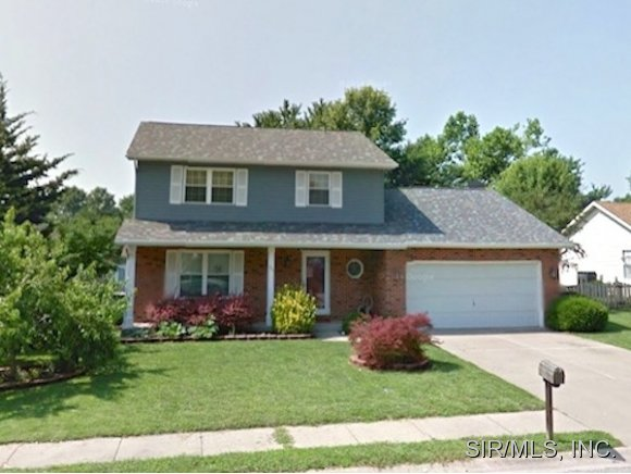 Rental Homes for Rent, ListingId:34437038, location: 305 GRIFFIN GATE O Fallon 62269