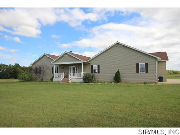 20794 Richey Hollow Rd, Jerseyville, IL 62052