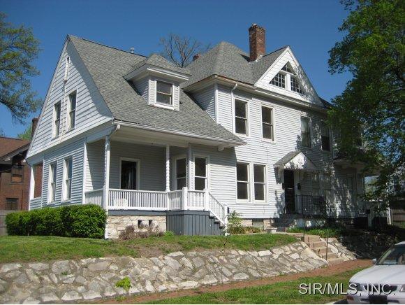 Rental Homes for Rent, ListingId:34493735, location: 1106 GEORGE Alton 62002
