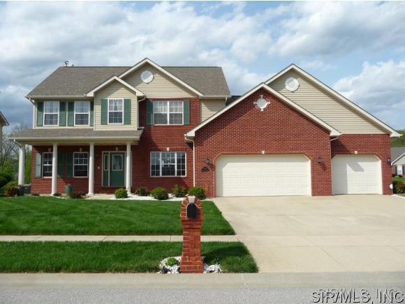 Rental Homes for Rent, ListingId:34535599, location: 648 LONGFELLOW Drive O Fallon 62269