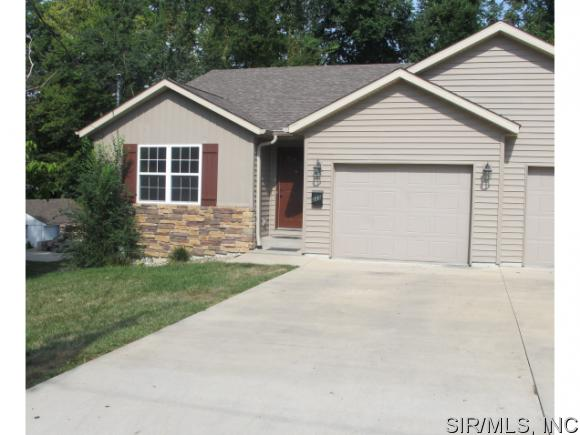 Rental Homes for Rent, ListingId:34606282, location: 221 H Street Edwardsville 62025